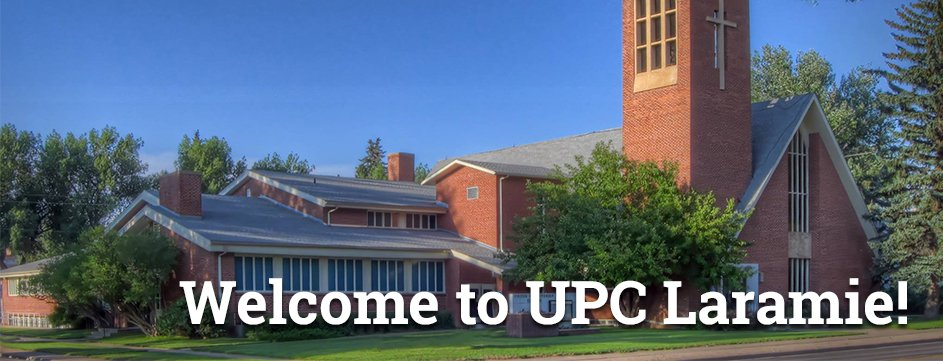 Welcome-to-UPC-Laramie