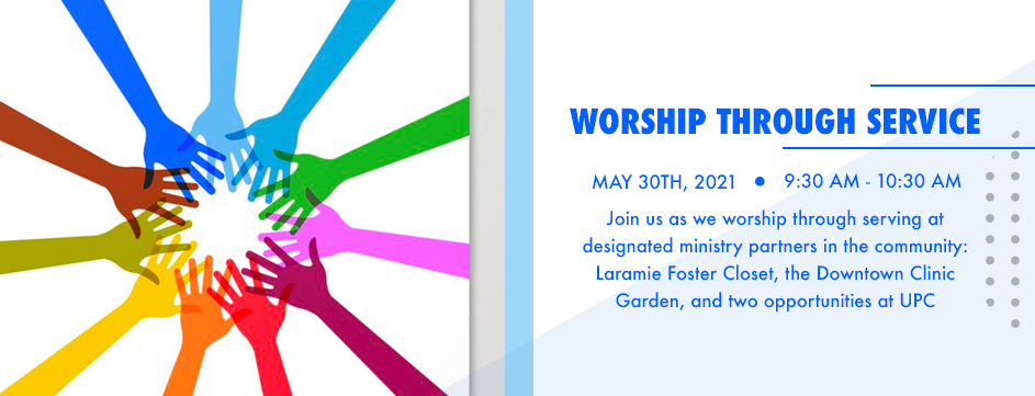 Worship slider